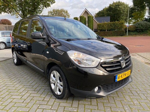 Dacia Lodgy 1.2 TCe Prestige 7p.|*Airco*|NAP|Cruise|PDC|NL Auto