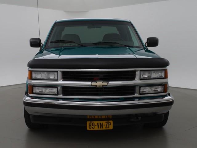 Chevrolet Pick Up EXTENDED CAB PICK UP SILVERADO 1500 V8 191 PK *MARGE* + AIRCO   TREKHAAK