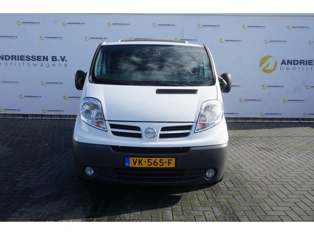 Nissan Primastar 2.0 dCi Koelwagen L2H1, Airco, Cruise control, Bluetooth, MF stuur