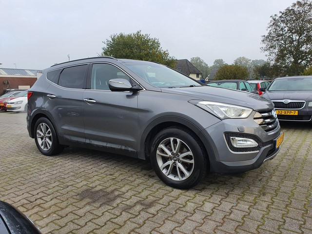 Hyundai Santa Fe (MODEL-2013) 2.2 CRDi Business Edition Aut.*PANO+XENON+VOLLEDER+NAVI+PDC+ECC+CRUISE+CAMERA*