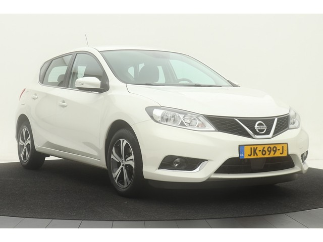 Nissan Pulsar 1.2 DIG-T Acenta Climate control | Cruise control | Keyless entry