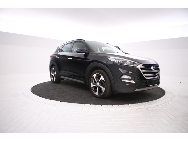Hyundai Tucson 1.7 CRDi HP Premium Volle opties, Automaat, Leer, Panoramadak, Navigatie etc etc