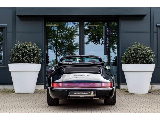 Porsche 911 Cabrio 964 3.6, Handgeschakeld, Nieuwstaat, 1991