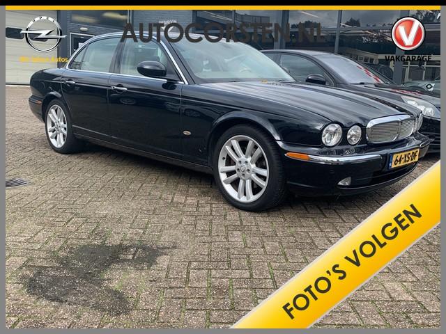 Jaguar XJ 2.7D V6 Leer Bi-Xenon Navi Pdc-A+Voor Bluetooth 18