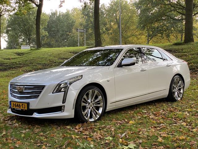 Cadillac CT6 3.0 V6 AWD Platinum MY2018
