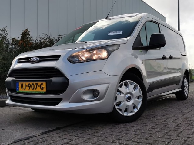 Ford Connect 1.6tdci trens, lang,