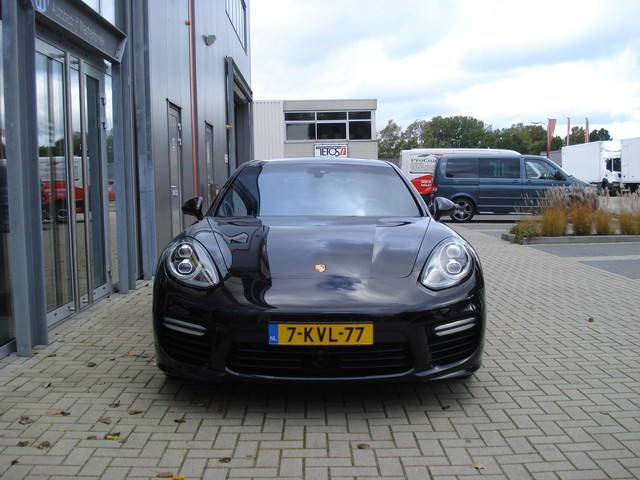 Porsche Panamera 4.8 TURBO PDK, Ceramic, Sport Chrono, Burmester