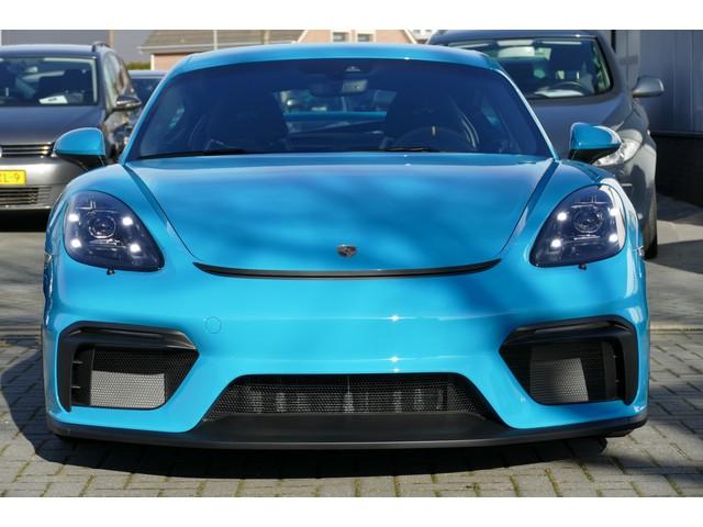 Porsche 718 GT4 4.0 420PK Keramische Remmen, Akrapovic, Sport Stoelen, ClubSport Pakket