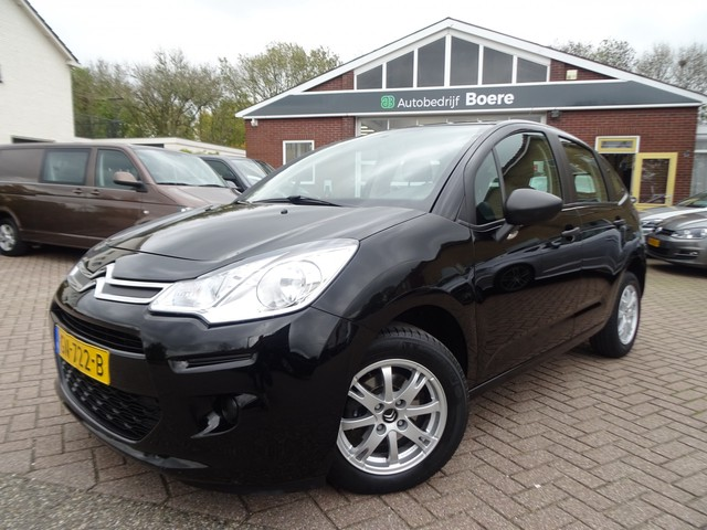 Citroen C3 1.0 5-Drs PureTech Attraction Airco, 15''Lmv, NL. Auto