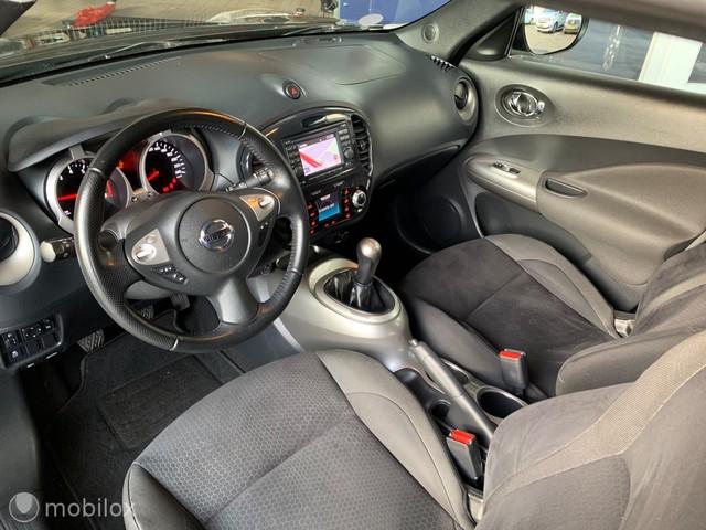 Nissan Juke 1.6 Acenta Airco NAVI Camera LM velgen Rijklaar