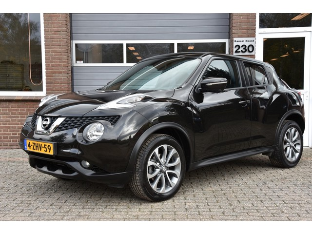 Nissan Juke 1.2 DIG-T S S Connect Edition CRUISE NAVI CAMERA