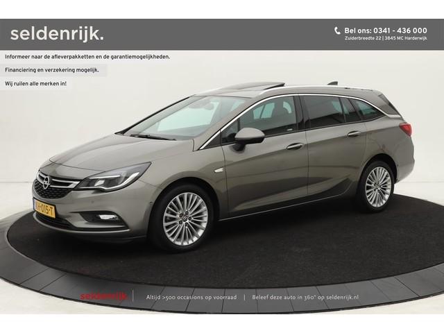 Opel Astra Sports Tourer 1.6 CDTI Innovation | IntelliLink | Schuif- kanteldak | Winter Pakket | Climate control | Camera