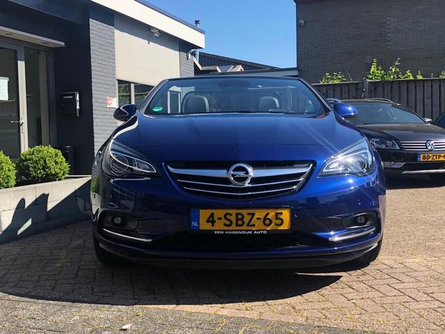 Opel Cascada 1.4 Turbo leder navi xenon 20