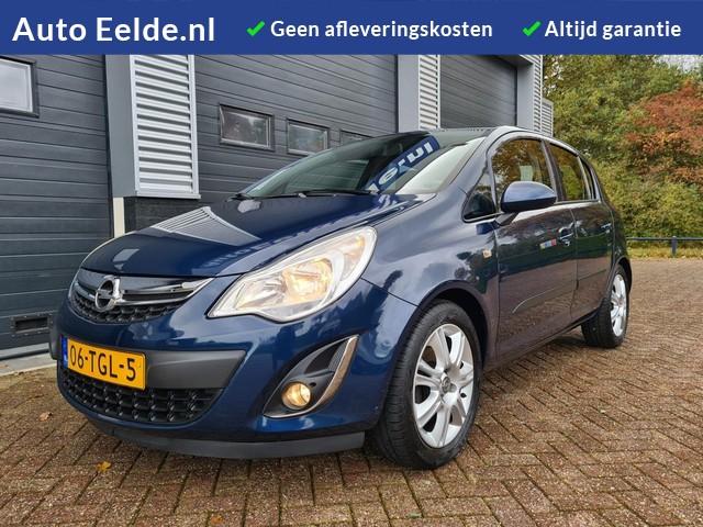 Opel Corsa 1.4i-16V Edition 5 Deurs + Trekhaak + Airco + LM Velgen + Cruise!