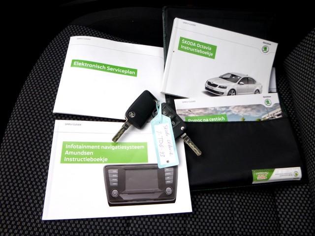 Skoda Octavia Combi 1.2 TSI 105pk Greentech Ambition + Navigatie