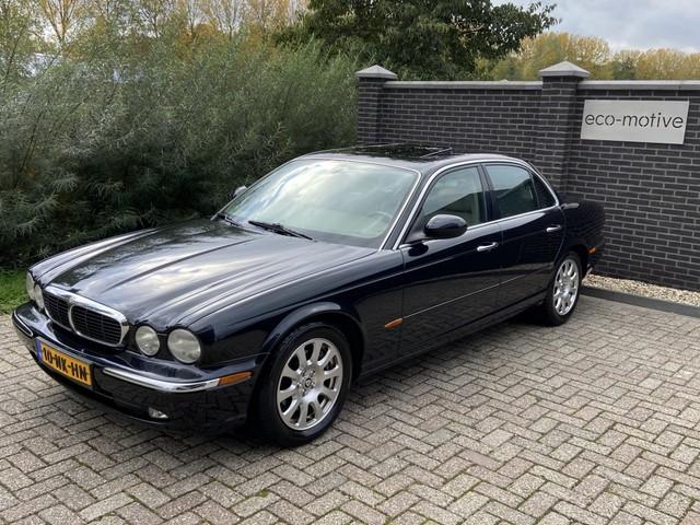 Jaguar XJ 3.0 V6 Navigatie Schuifdak Luchtvering Leder etc.