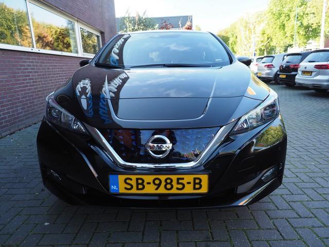 Nissan Leaf 2.ZERO EDITION 40 kWh Navi 360 Camera Excl BTW