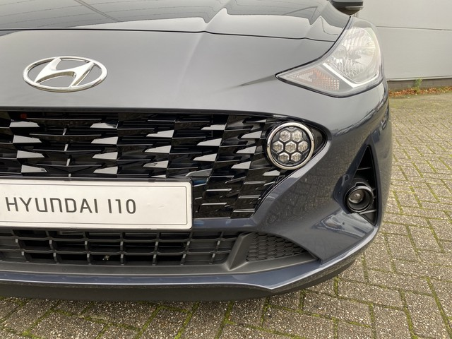 Hyundai i10 1.0 Comfort Smart   AUTOMAAT   5-Pers   Navi   Camera  