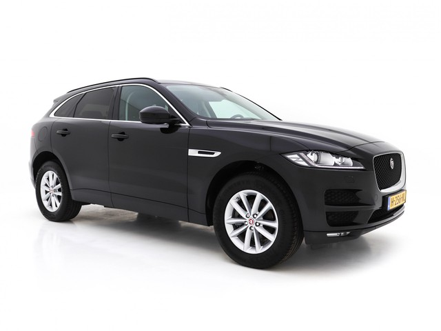 Jaguar F-Pace 2.0 Portfolio AWD 20d MODEL2018 *XENON+LEDER+NAVI+PDC+ECC+CRUISE*