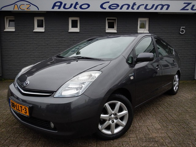 Toyota Prius THSD BUSINESS EDITION a cam. aut inpark. navi key less bj 2007