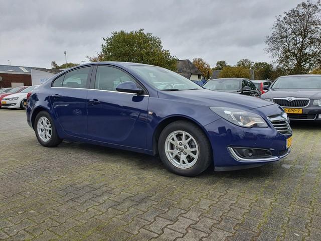 Opel Insignia 2.0 CDTI EcoFLEX Business+ *MODEL2015+LEDER+NAVI+PDC+ECC+CRUISE*