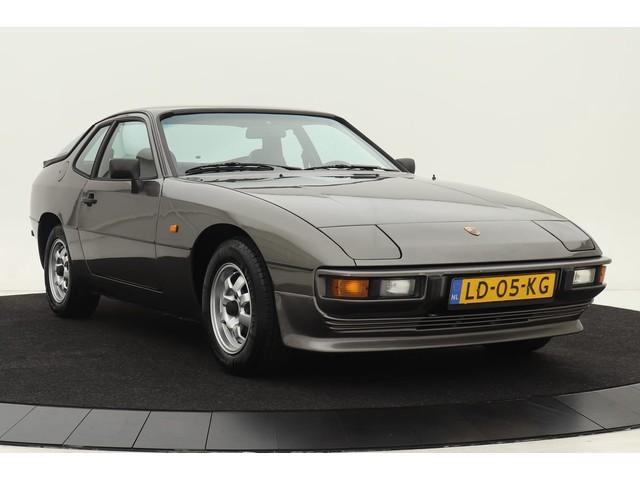 Porsche 924 2.0 Coupe *Origineel NL-auto*