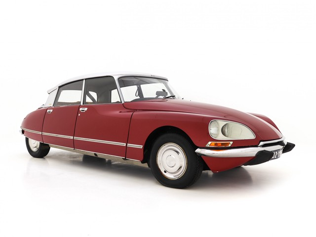 Citroen DS DS 20 PALLAS