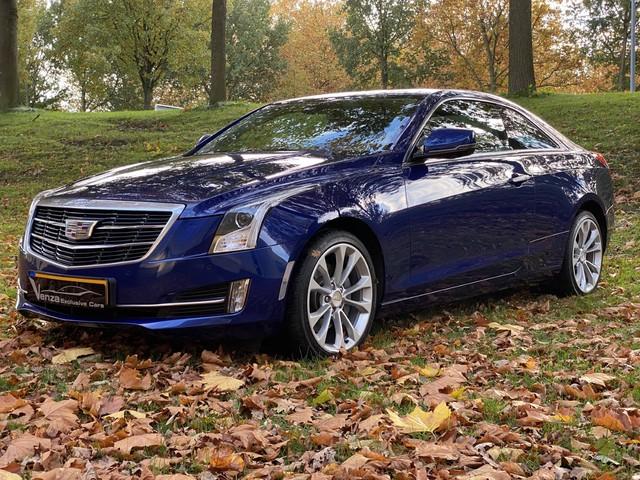 Cadillac ATS Coupe ATS4 2.0T Premium AWD