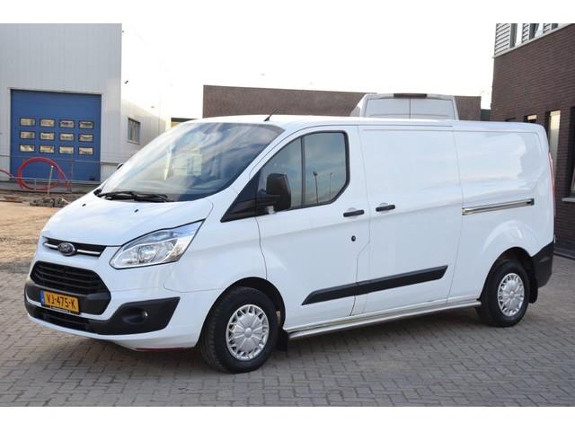 Ford Transit Custom 2.2 TDCI 100pk L2H1 Trend 2x Schuifdeur 06-2014