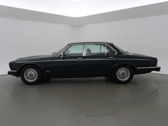 Daimler Double Six 6.0 V12 ORIG. NL *INCL. BTW* - DEALER ONDERHOUDEN   HISTORIE COMPLEET
