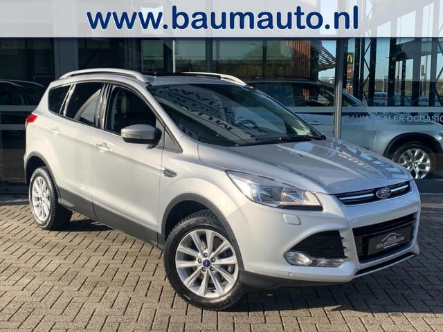 Ford Kuga 1.5 ECOBOOST 180PK 4WD AUTOMAAT PANODAK NAVI TITANIUM