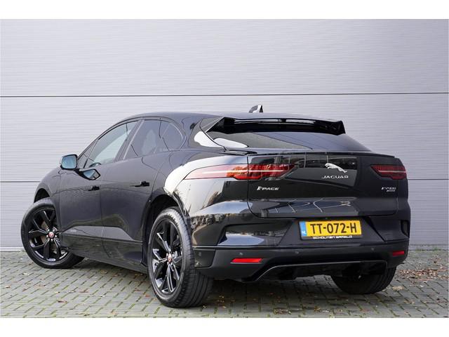 Jaguar I-PACE EV400 HSE 4%bijt. Excl BTW Luchtv. Matrix Meridian 20