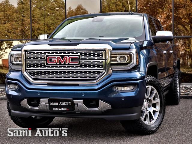 Chevrolet GMC ALI | 6.2 V8 426 PK | LAGE BIJTELLING | FULL OPTION | 4X4 | GRIJSKENTEKEN | DUBBELE CABINE RAM   SIERRA | CREW CAB | PICK UP | 5