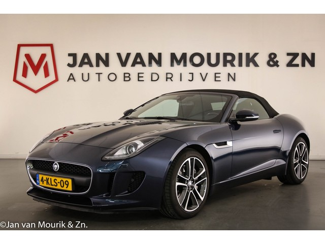 Jaguar F-Type 3.0 V6 Convertible | AUTOMAAT | NL-AUTO | NAVI | XENON