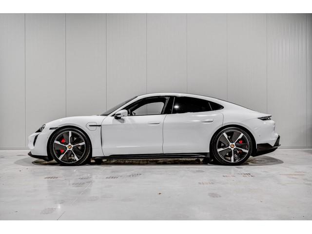 Porsche Taycan 4S Alle Opties! SportDesign Performance DIRECT RIJDEN!