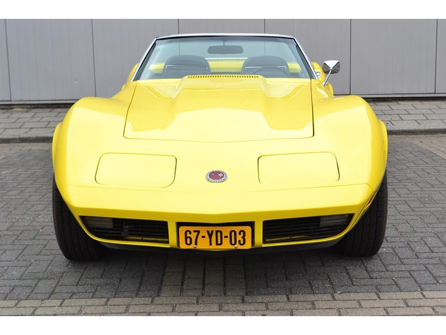Chevrolet Corvette Cabrio 4-bak