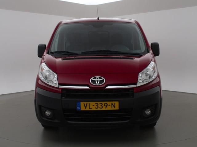 Toyota ProAce 2.0D 128 PK L2H1 + AIRCO   CRUISE   TREKHAAK   3-ZITS