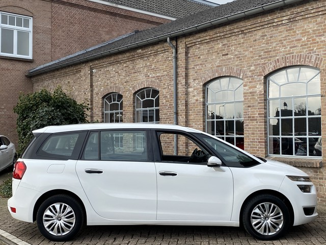 Citroen Grand C4 Picasso 1.2 PureTech Business *7 persoons* TEL Bluetooth, Cruise control, LED, PDC