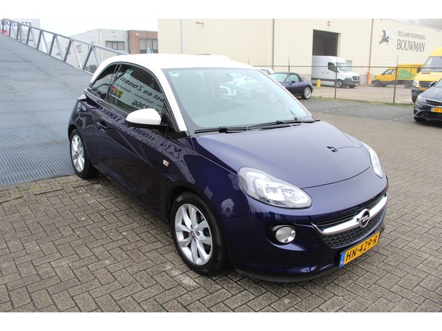 Opel ADAM 1.2 Airco Cruise controle Bluetooth Elektr.pakket LED dagrijverlichting LM-velgen **Black Friday Deals**