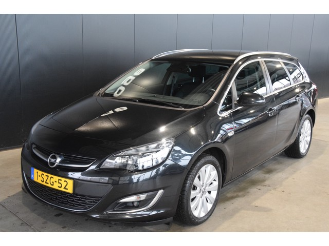 Opel Astra Sports Tourer 1.4 Turbo Cosmo LPG G3 Airco Cruise control Licht metaal Inruil mogelijk