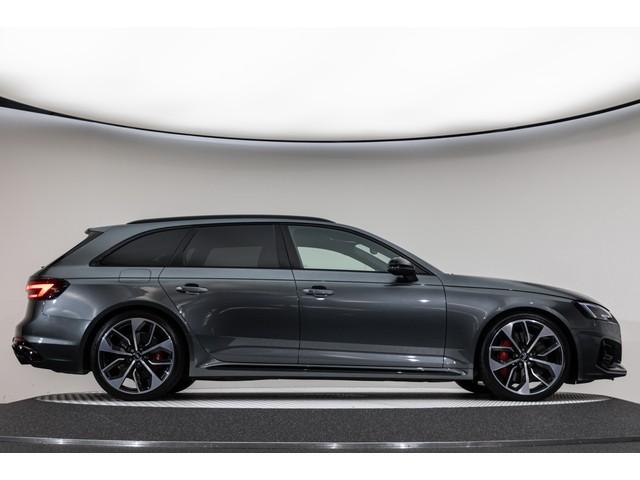 Audi RS4 Avant 2.9 TFSI Quattro 450pk Panoramadak ValconaLeder+Memory BlackOptic B&O Matrix Navi MMI DriveSelect Head-Up Keyless Camera 2