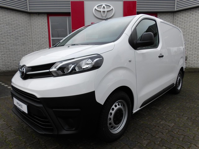 Toyota ProAce Compact 1.5 102pk Cool Comfort Cruise Airco