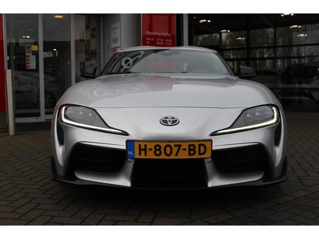 Toyota Supra GR AKRAPOVIČ PREMIUM LEER NL-AUTO
