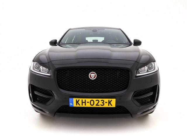 Jaguar F-Pace 3.0 S AWD 30d R-SPORT AUT. *XENON+NAVI+VIRTUAL+MERIDIAN+KEYLESS+CAMERA+1 2LEDER+PDC+ECC+CRUISE*