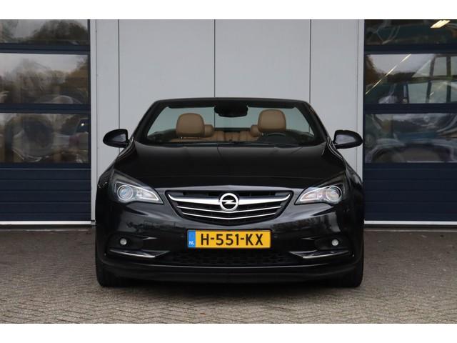 Opel Cascada 1.6 170PK Cosmo | Leder | Sportstoelen | Navigatie | Bi-xenon | Stoelventilatie