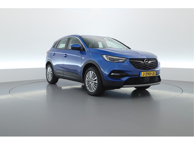 Opel Grandland X 1.2 Turbo 130pk Innovation Automaat | Navi | Verw. Voorruit | Apple CarPlay | PDC V+A