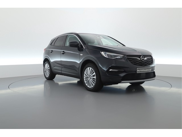 Opel Grandland X 1.2 Turbo 130pk Innovation Automaat | Navi | Apple CarPlay | LED | Stoel + Stuurverwarming |