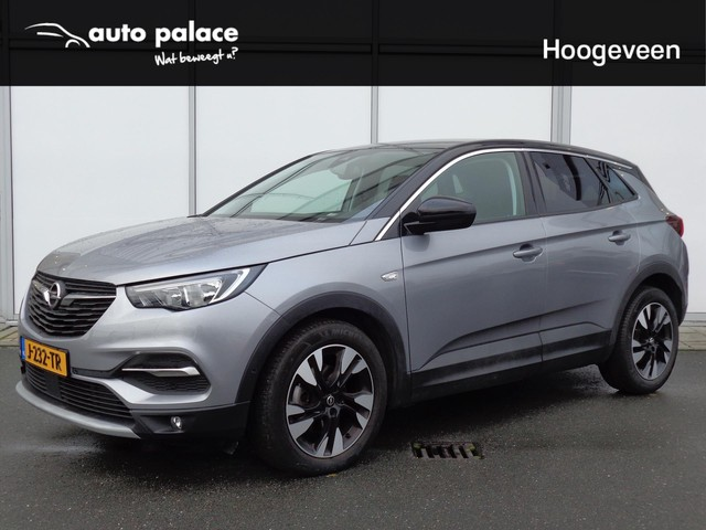 Opel Grandland X 1.2 Turbo 130pk Aut Innovation