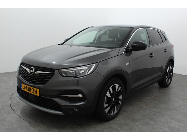 Opel Grandland X 1.2 TURBO 130PK INNOVATION AUT. | Camera | Comfortstoelen | Navi