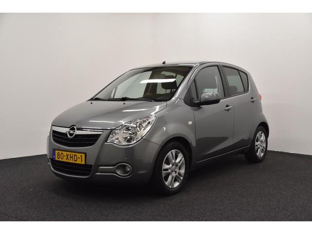 Opel Agila 1.2 16V AUT